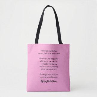 Tote Bag Flamant