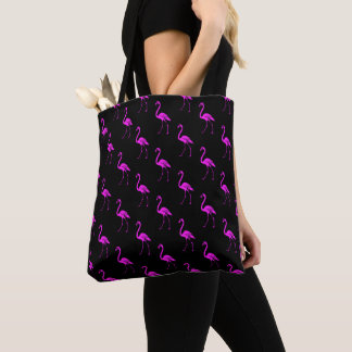 Tote Bag Flamants roses B