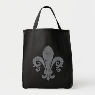 Tote Bag Fleur-De-lis