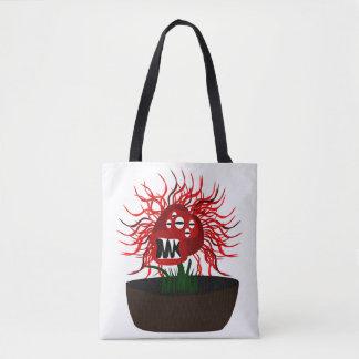 Tote Bag Fleur de méduse