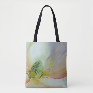 Tote Bag Fleur de pleine floraison de magnolia