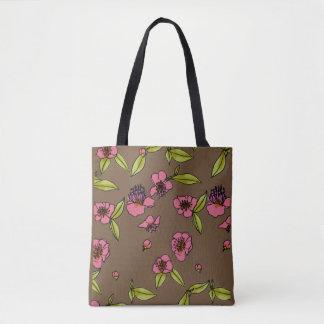 Tote Bag Fleur de sarrasin