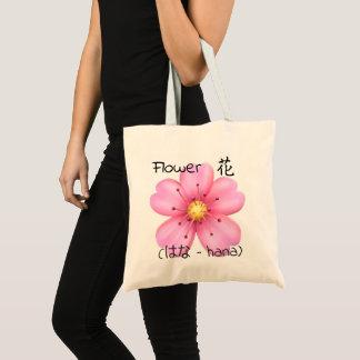 Tote Bag Fleur Emoji