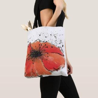 Tote Bag Fleur en pleine floraison