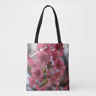 Tote Bag Fleurs de cerisier de Kamuela