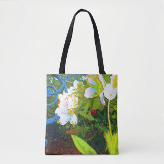 Tote Bag Fleurs sauvages