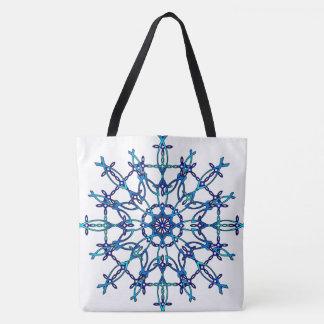 Tote Bag Flocon de neige d'Ichthus