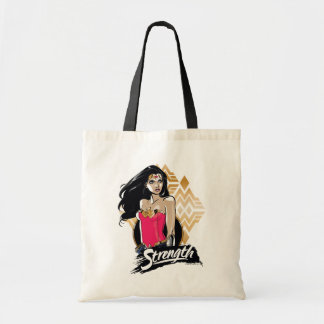 Tote Bag Force de femme de merveille
