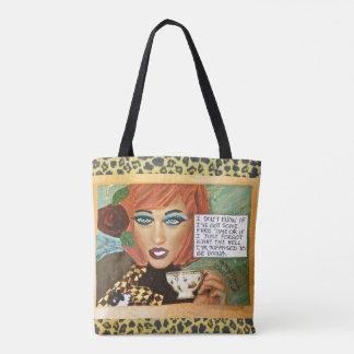 Tote Bag FOURRE-TOUT BAG= JE NE SAIS PAS SI j'ai une