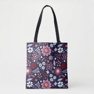 Tote Bag Fourre-tout floral