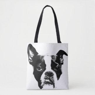 Tote Bag Fourre-tout il avec l'attitude !