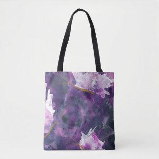 Tote Bag Fourre-tout lilas