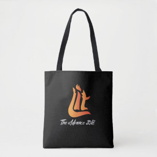 Tote Bag Fourre-tout noir des femmes
