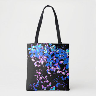 Tote Bag Fourre-tout psy lilas