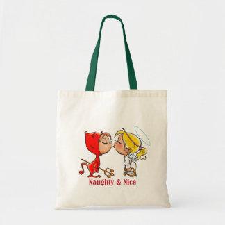Tote Bag Fourre-tout vilain et Nice