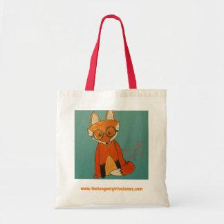Tote Bag Fox Fourre-tout de Betty (styles et couleurs