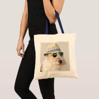 Tote Bag Fox Terrier