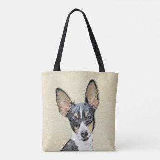 Tote Bag Fox Terrier (jouet)