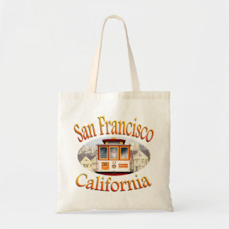 Tote Bag Funiculaire de San Francisco