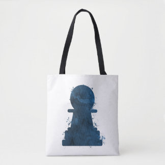 Tote Bag Gage - échecs - art