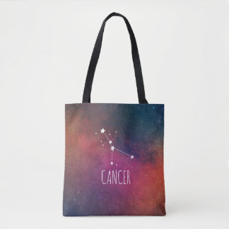 Tote Bag Galaxie de zodiaque de Cancer