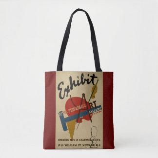 Tote Bag Galerie d'art d'objet exposé Fourre-tout