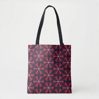Tote Bag Garnement abstrait Fourre-tout