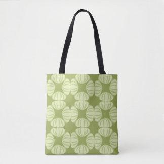Tote Bag Garnement vert Fourre-tout