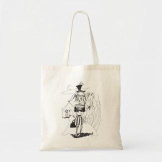 """Tote Bag """"G'bye mon clown"""" Fourre-tout"""