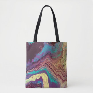 Tote Bag Geode Fourre-tout