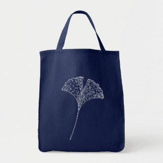 Tote Bag Ginkgo sensible