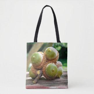 Tote Bag Glands saisonniers d'automne sur la photographie