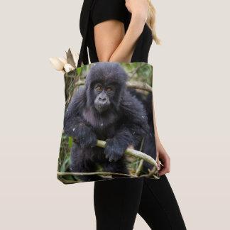 Tote Bag Gorille Beringei Beringei du gorille de montagne  