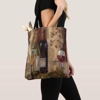 Tote Bag Graffiti et vin
