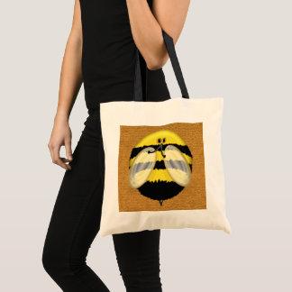 Tote Bag Grand gaffez les emballages d'abeille