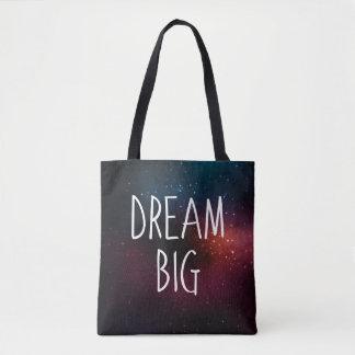 Tote Bag Grandes étoiles rêveuses de galaxie de |
