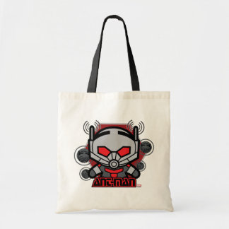Tote Bag Graphique de Fourmi-Man de Kawaii