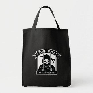 Tote Bag Graphique de Reve Reaper de belle du peloton | de
