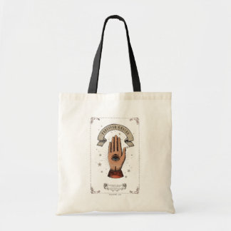 Tote Bag Graphique magique de main de tombes de Perceval