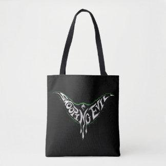 Tote Bag Graphique mauvais Swooping de créature