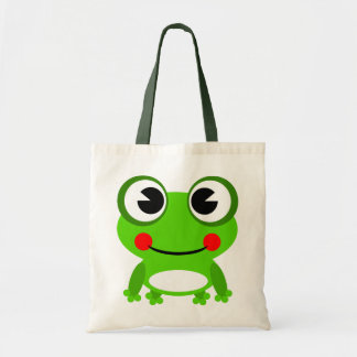 Tote Bag Grenouille Animated