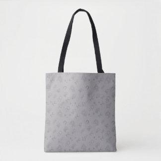 Tote Bag Griffonnages de l'espace et de la Science