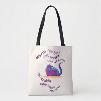 Tote Bag Gros dragon