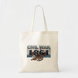 Tote Bag Guerre civile 1861 d'ABH
