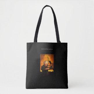 Tote Bag Guerrier d'Elven