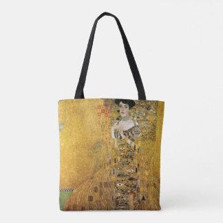 Tote Bag GUSTAV KLIMT - Portrait d'Adele Bloch-Bauer 1907