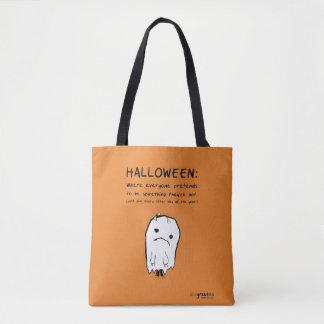 Tote Bag Halloween Fourre-tout