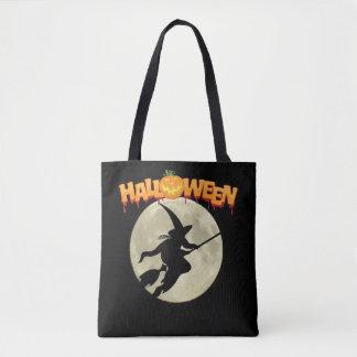 Tote Bag Halloween heureux