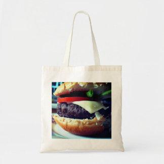 Tote Bag Hamburger-dans-un-Sac