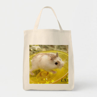 Tote Bag Hammyville - hamster mignon